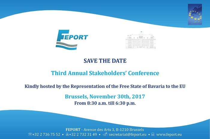 Third Annual Stakeholders Conference 2017 Save the Date 700px
