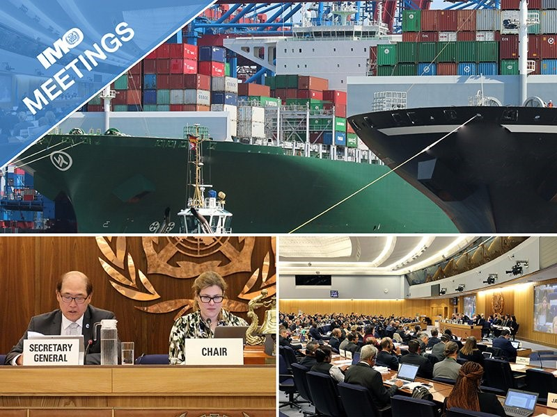 IMO MEPC Meeting 1